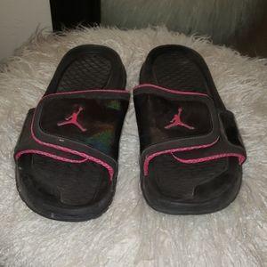 Jordan Slip on sandals